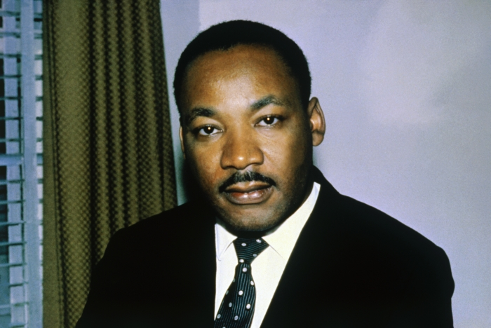 martin luther king resim 3