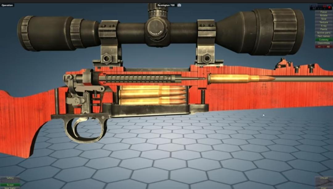 iğneli tüfek