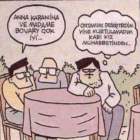 türk erkeklerinin kadın ruhundan hiç anlamaması