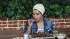 37 dakikada 247 çöp şiş yiyerek rekor kıran kadın