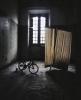 terk edilmiş bir hastanede gece tek başına kalmak