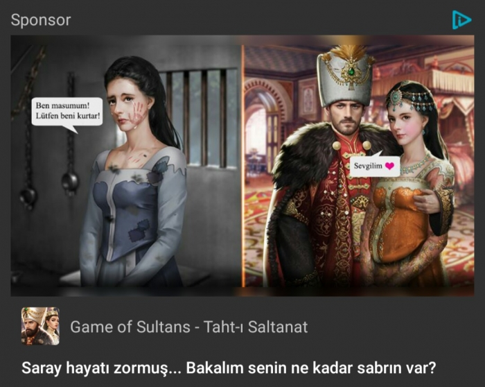 game of sultans resim 2
