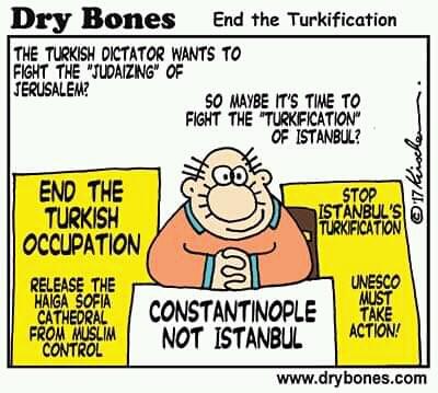 istanbul un türkleşmesini engelleyin