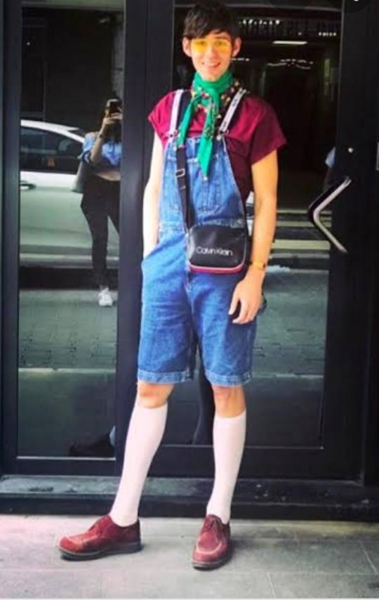 2020 erkek modası