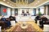 akp li bala belediye başkanının makam odası