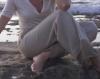margot robbie nin ayakları