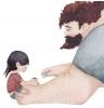 babanız ile ilişkinizi tek kare ile anlatın