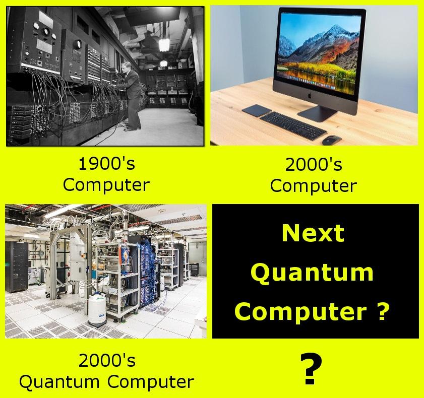 kuantum bilgisayarı