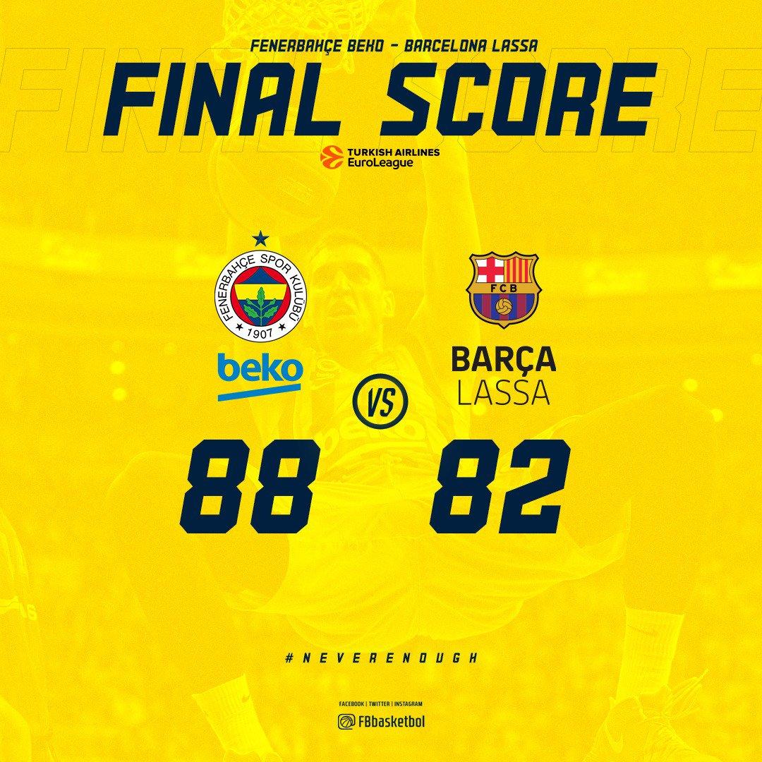 15 mart 2019 fenerbahçe beko barcelona lassa maçı