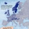 nobel ödülü avrupa dağılımı haritası