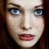 kızıl saçlı beyaz tenli hatun
