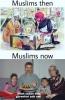 müslümanların geri kalma sebepleri