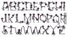 mezar taşında istenen font