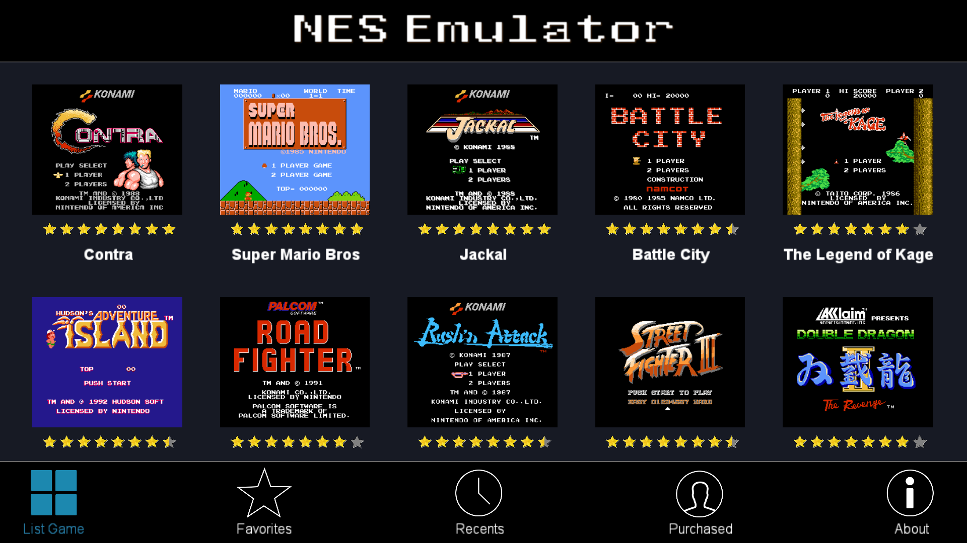 Summary -> Play Nes Games For Free ツ Nintendo Emulator Online