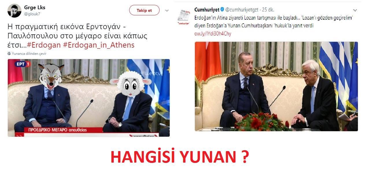 türk ve yunan basınında rte pavlopulos görüşmesi