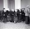 1950 yılı edirne garındaki kürklü kadınlar