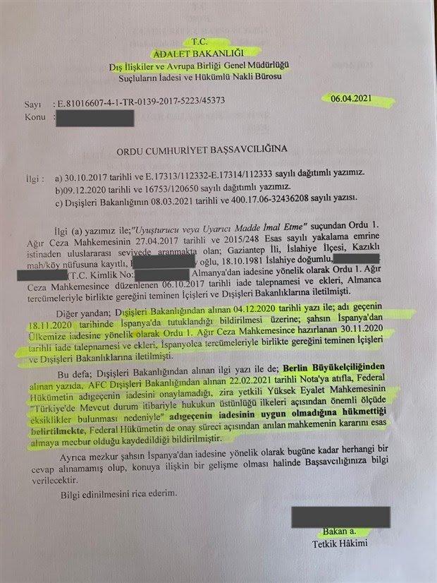 berlin eyalet mahkemesinden tr ye ağır cevap