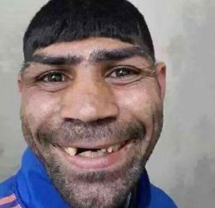Беззубый таджик фото тех страшных