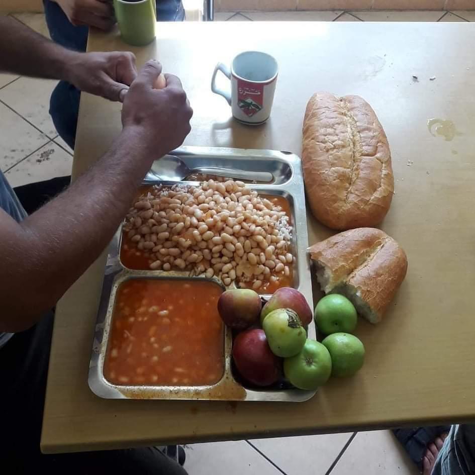tabildot dolusu kuru fasülye yemek