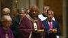 papa nın atadığı ilk siyahi kardinal