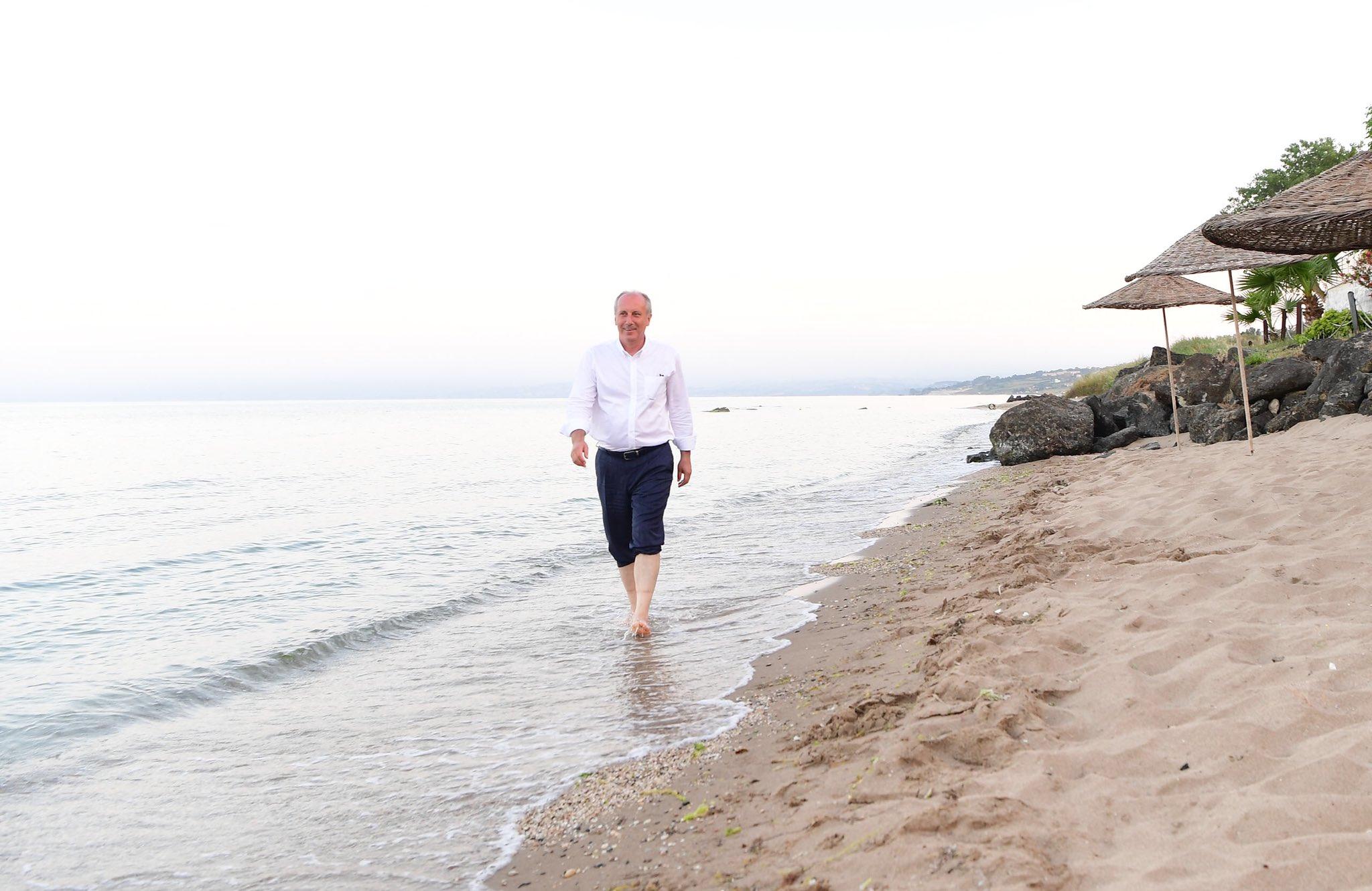 muharrem ince sahilde ile ilgili görsel sonucu