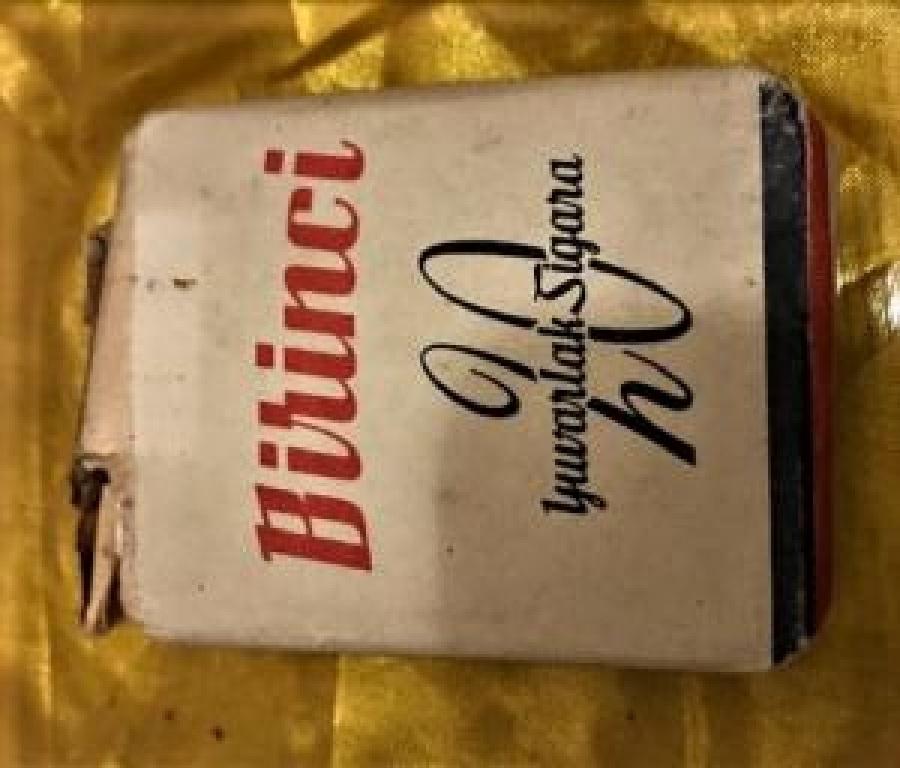 birinci sigarası
