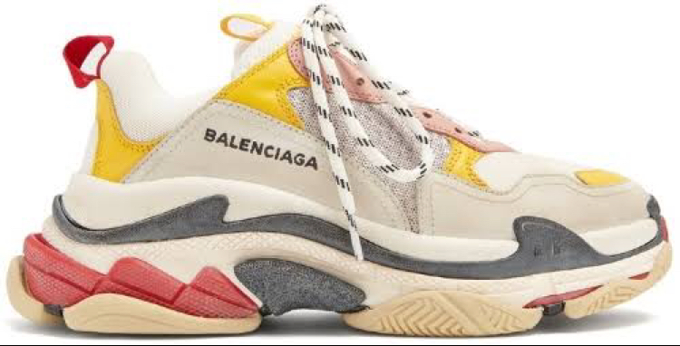 Balenciaga Triple S Sneakers 1 1 reps all sizes colours Gumtree