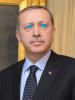 mavi gözlü lider