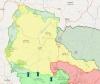 afrin operasyonu ile alınan yerler