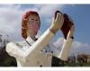 denizli deki sağlık parkı heykelleri