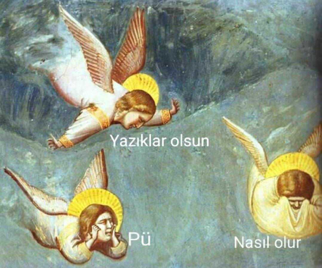 çıplak sevişmeyin melekler kaçar