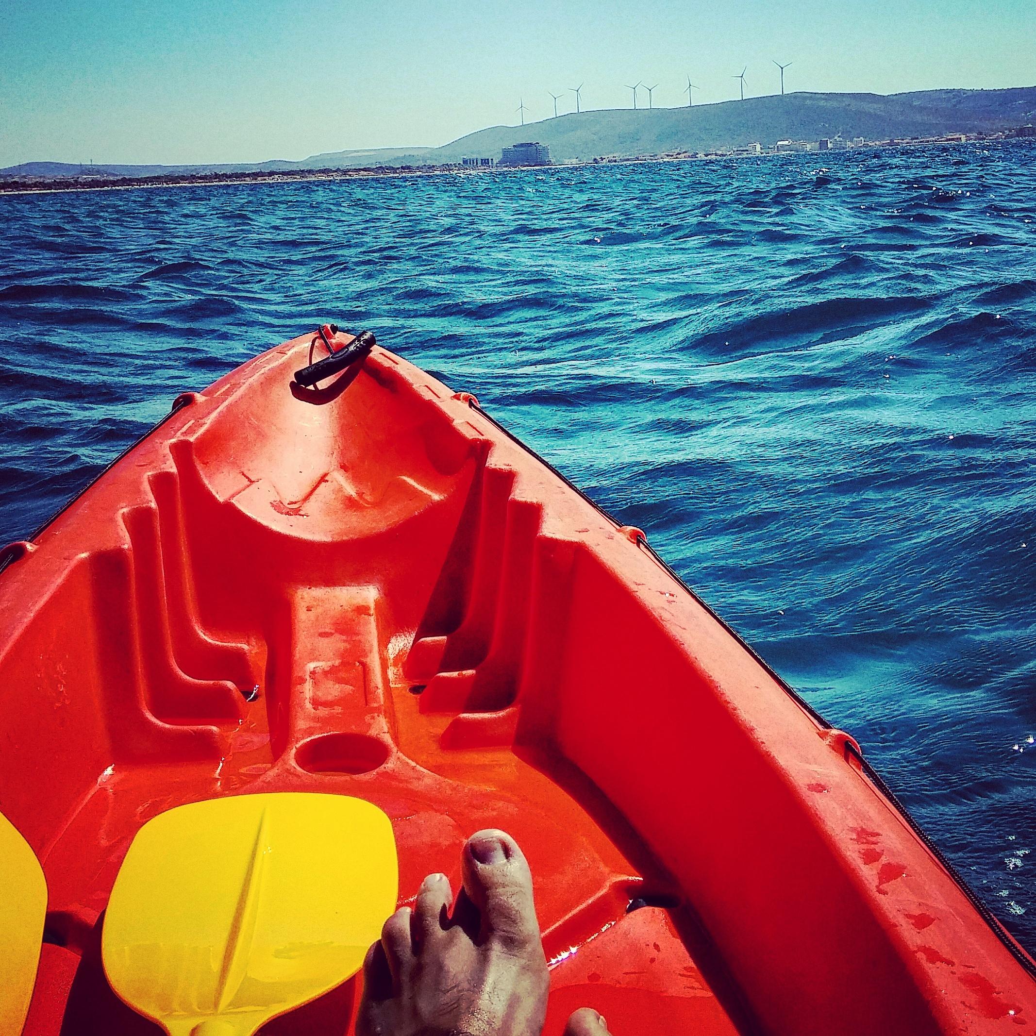 denizden entry girmek