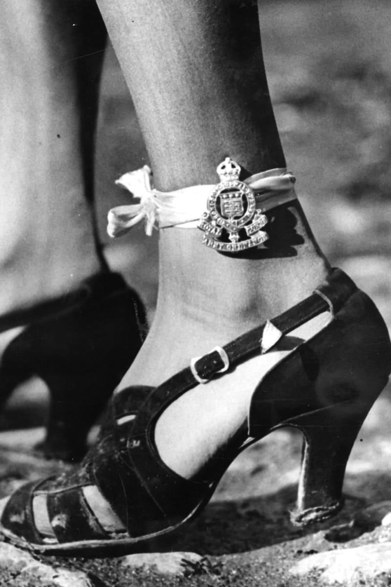 ayak bileği fetişizmi