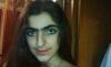 türk kızının avrupa da egzotik ve seksi bulunması
