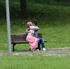 tesettürsüz kadınları gelen öpsün giden yalasın