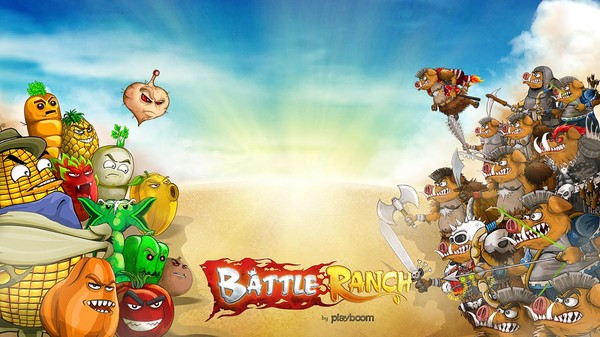 battle ranch pigs vs plants