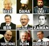 türkiye nin beş siyasi dehası