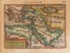 1590 yılına ait devleti aliyye haritası