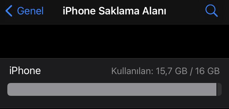 16 gb telefon