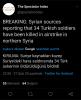suriye de 34 türk askerinin ölmesi