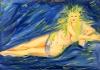 adnan oktar ın atlantisten gelen kadın tablosu