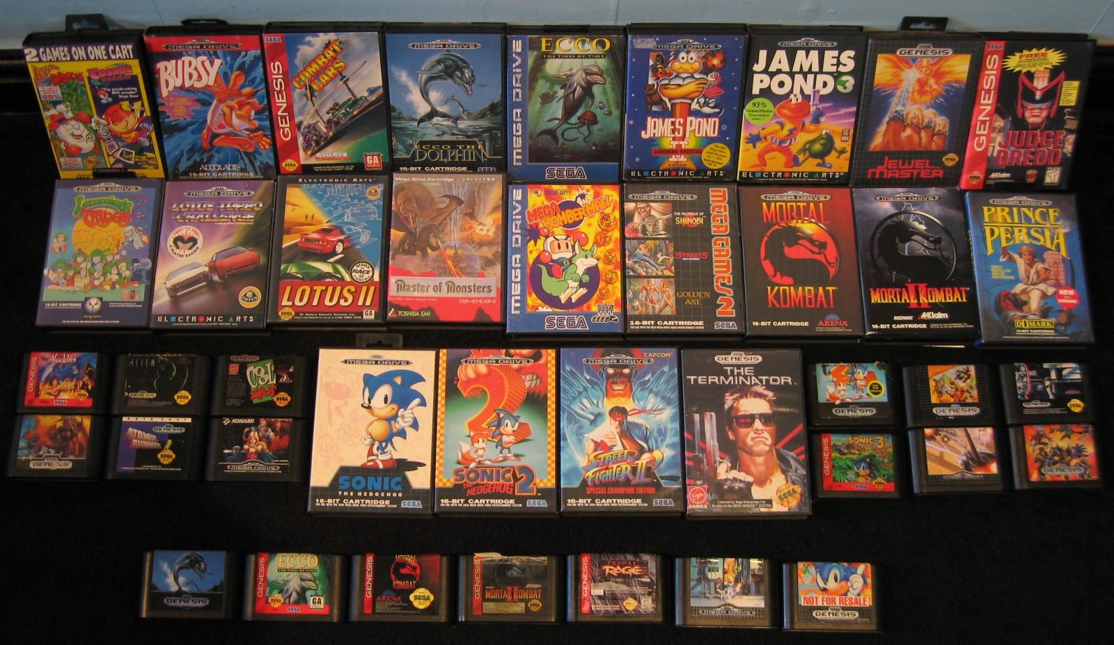 Images of Sega Game List - #rock-cafe