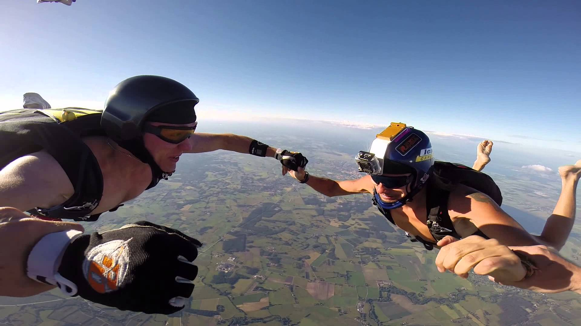 Couple has sex while skydiving faa very interested