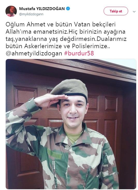oğlu bedelli asker olan ultra milliyetçi