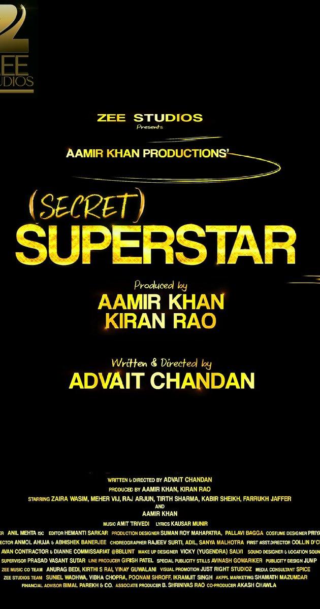 Secret Superstar Uludağ Sözlük