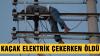 kaçak elektrik çekerken kürdü elektrik çarpması