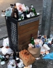 ekonomik kriz olan bir ülkenin çöpü