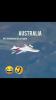 avustralya da uçakların ters uçtuğu gerçeği