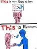 feministim tedavi olmak istiyorum