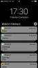 yazarların telefonlarındaki kilit ekranları